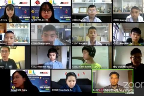Sekolah Indonesia Kuala Lumpur Juara Robotik Internasional