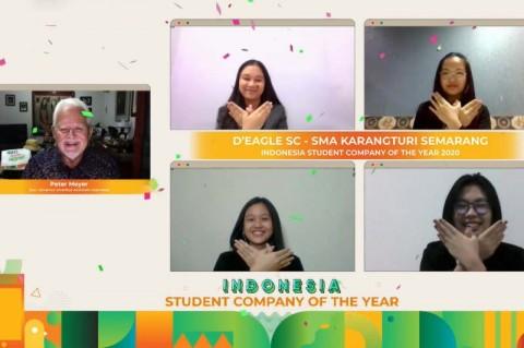 SMA Karangturi Semarang Wakili Indonesia di Kompetisi Asia Pasifik