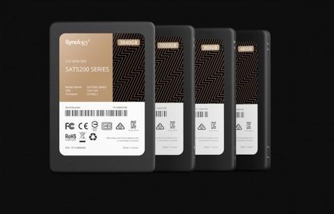 Synology Rilis SSD Kapasitas 3TB