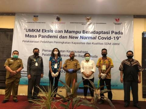 Kemenkop UKM Tumbuhkan Kewirausahaan Pemuda Papua