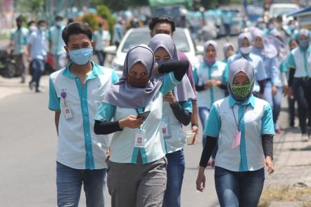 Tuntutan Buruh Diakomodasi Lewat Peraturan Turunan UU Ciptaker