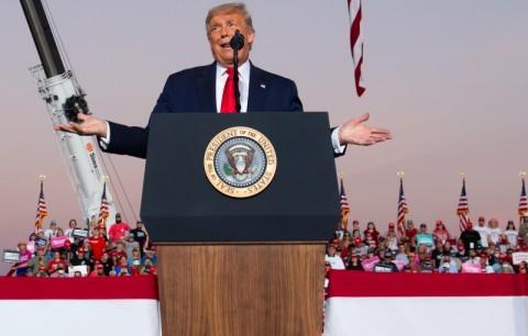 Dokter Gedung Putih Nyatakan Trump Kembali Dites Negatif Covid-19