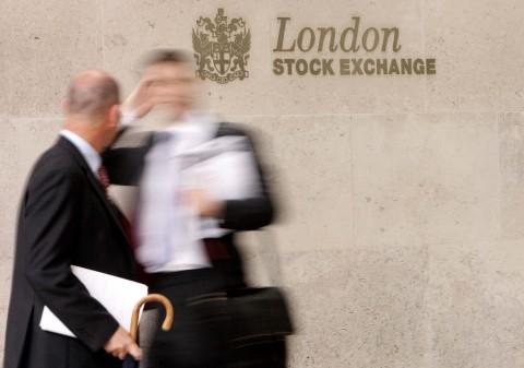 Balik Arah, Bursa Saham Inggris Terpangkas 0,25%