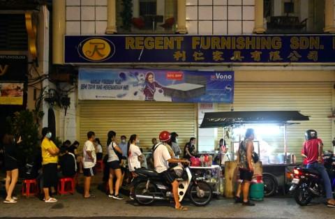 Gelombang Baru Covid-19, Malaysia Batasi Gerak di Tiga Kota Besar