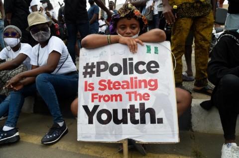Dua Orang Tewas dalam Protes Kebrutalan Polisi di Nigeria