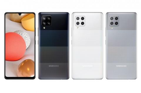 Samsung Umumkan Ponsel 5G Terjangkau, Galaxy A42