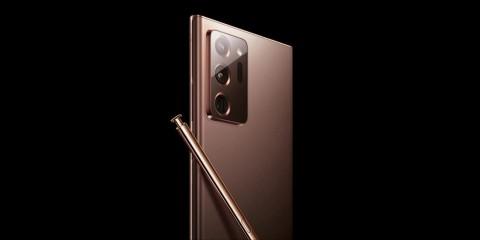 Melihat Fitur Pro-Grade Video di Galaxy Note20