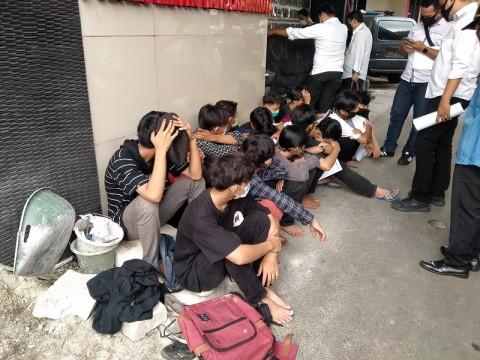 Hendak Demonstrasi, 57 Pelajar di Tangerang Ditangkap