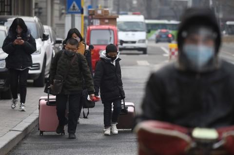 Kasus Lokal Covid-19 Kembali Muncul di Tiongkok Daratan