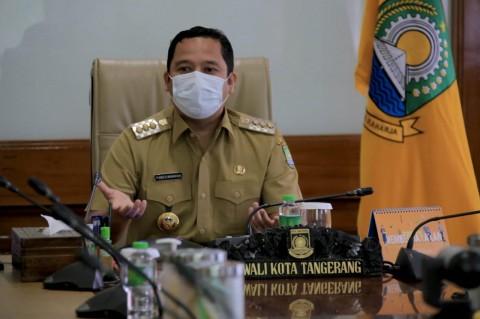 Angka Kesembuhan Pasien Covid-19 di Tangerang Capai 84,4%