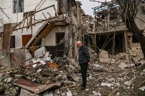 Warga Nagorno-Karabakh Belum Rasakan Dampak Gencatan Senjata