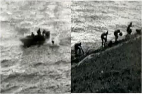 Empat Terduga WNI Ditangkap saat Berenang Menuju Singapura