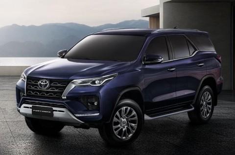 New Toyota Fortuner Siap Mengaspal. Harga Sampai Rp 700 Jutaan?