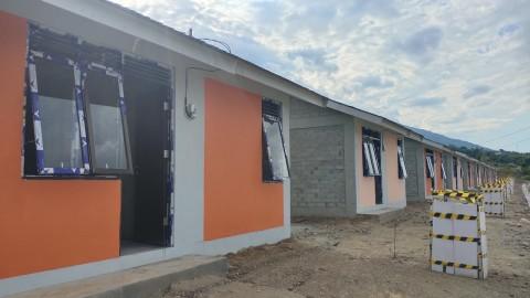1.005 Rumah Siap Dibangun di Palu
