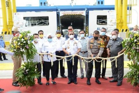 PTPP Rampungkan Proyek Dermaga IV Merak-Bakauheni