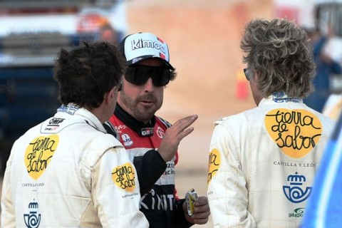 Juara Dunia Dua Kali Fernando Alonso Kembali ke F1