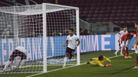 Jerman vs Swiss: Hujan Gol Warnai Hasil Imbang Kedua Tim