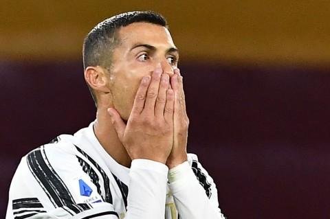 Ronaldo Positif Terinfeksi Covid-19