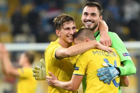 Ukraina Tundukkan Spanyol 1-0