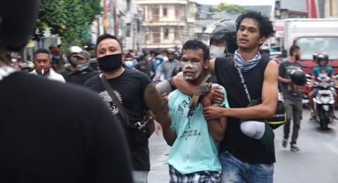 19 Peserta Aksi di Ternate Ditangkap Polisi