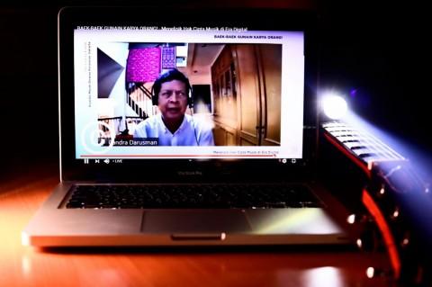 YouTube jadi Ladang Pendapatan Utama Musisi Indonesia selama Pandemi Covid-19