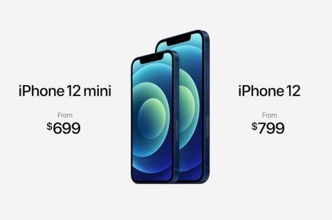 Apple Kenalkan iPhone 12 Mini, Ini Spesifikasinya