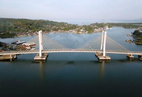 Jembatan Teluk Kendari, Ikon Lanskap Baru Sulteng