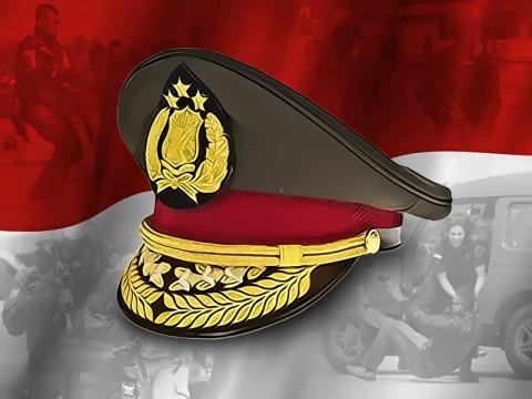 229 Perwira Tinggi dan Perwira Menengah Polri Dimutasi
