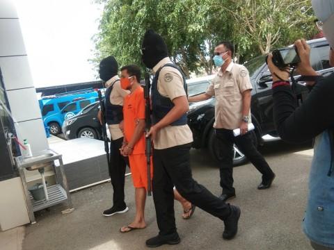 2 Penyelundup Sabu Ditangkap BNNP Aceh