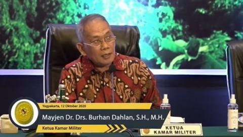 MA Cari Celah Hukum Jerat LGBT di Lingkungan TNI