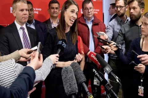 Jacinda Ardern Diyakini Menang dalam 'Pemilu Covid-19'