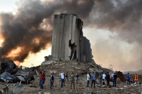 FBI: Tidak Ada Konklusi Pasti Terkait Ledakan Beirut
