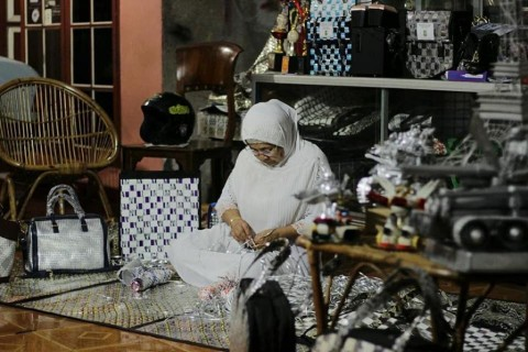 Pengamat Nilai Kebijakan Pusat-Daerah untuk UMKM Sudah Sejalan
