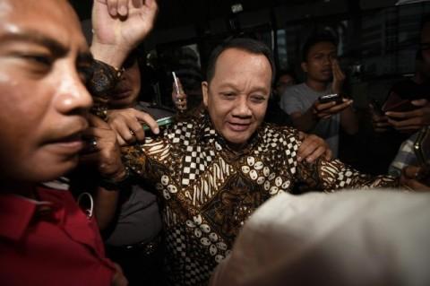 Nurhadi Menanti Sidang Perdana di Pengadilan Tipikor Jakarta