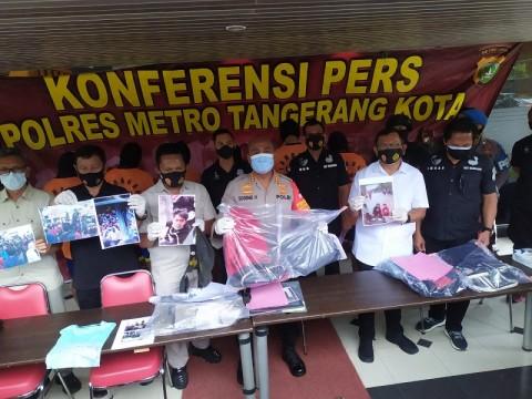 6 Pedemo Jadi Tersangka Anarkistis di Tangerang