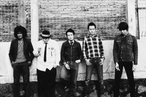 Album Debut The Brandals Kembali Dirilis dalam Format Piringan Hitam