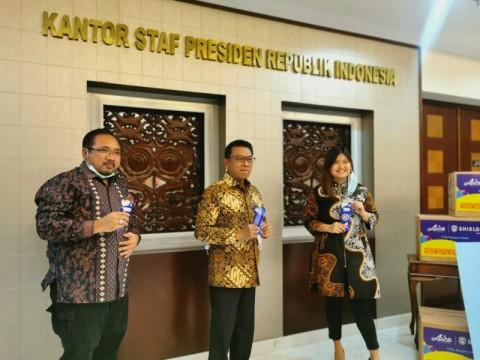 5 Juta Masker Medis Didistribusikan ke 20 Kabupaten/Kota