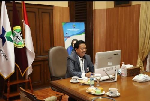 Kepala Perpustakaan Nasional RI Muhammad Syarif Bando. (Foto: Istimewa)