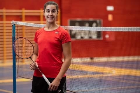 Denmark Open 2020: Carolina Marin Hanya Ingin Menikmati Turnamen