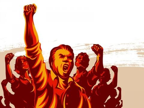 80% Perusuh Demo UU Cipta Kerja Berstatus Pelajar