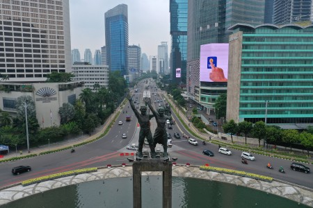 DKI Terima 2.865 Laporan Gangguan Ketertiban Selama PSBB