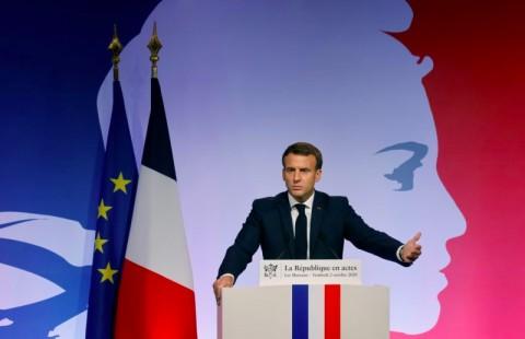 Prancis Umumkan Status Darurat, Berlakukan Jam Malam Hadapi Covid-19