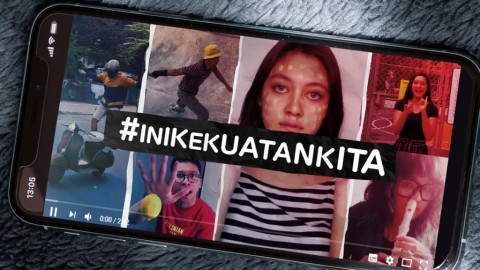 MPWR Bangkitkan Semangat Netizen Melalui Kampanye #IniKekuatanKita