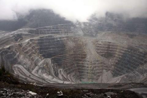 Pembangunan <i>Smelter</i> Freeport di Gresik Baru 5,86%