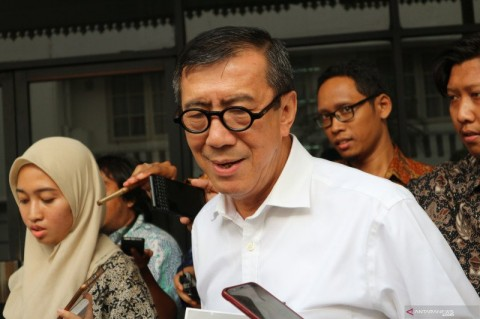 Menkumham Diminta Copot Dua Pejabat Kumham Atas Pelarian Cai Changpan