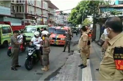 Pemerintah Kota Ambon Awasi Penerapan Protokol Kesehatan di Permukiman