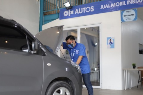 Rampung PSBB, Penjualan Mobil Bekas Meningkat Hingga 50%