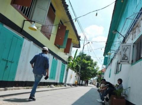 Pengembangan Kota Pusaka di Palembang Tetap Berjalan