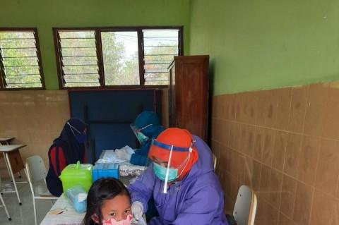 Surabaya Lakukan Imunisasi Pelajar di Tengah Pandemi