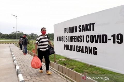 RSKI Pulau Galang Masih Rawat 208 Pasien Positif Covid-19